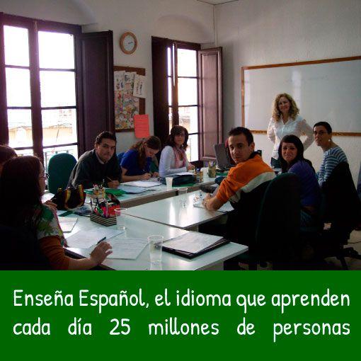 Curso Intensivo de Profesor de Español como Lengua Extranjera
