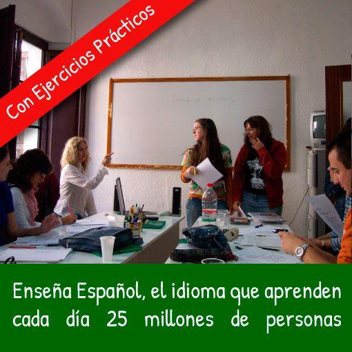 Curso Práctico de Profesor de Español como Lengua Extranjera