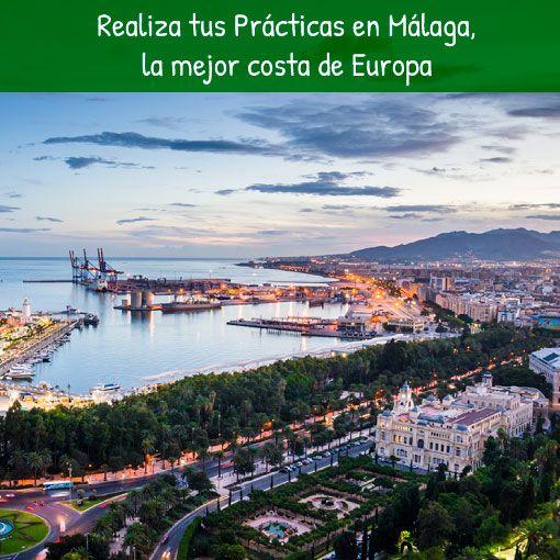 Practicas en empresas Malaga curso intensivo de español